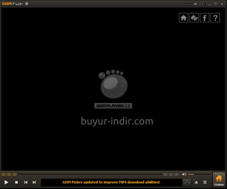 GOM Player v2.3.3.5254 Türkçe Katılımsız