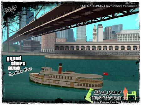 GTA San Andreas Turkey Mod indir