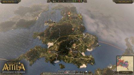 Total War: ATTILA Türkçe