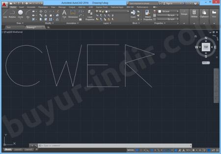 Autodesk AutoCAD 2016 (x32 - x64)