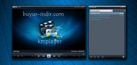 KMPlayer v4.0.4.6 Türkçe Katılımsız