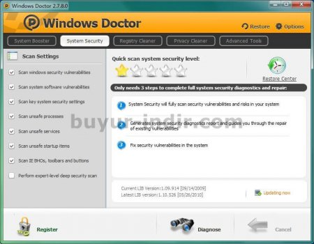 Windows Doctor v2.9.0.0 Türkçe