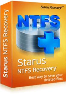 Starus NTFS Recovery v2.5 Full
