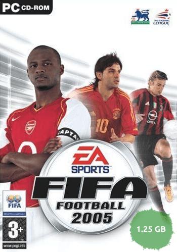 FIFA 2005 Türkçe