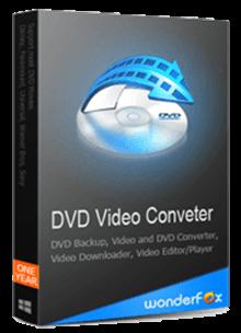 WonderFox DVD Video Converter v9.0