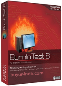 PassMark BurnInTest Pro v9.1 B1008