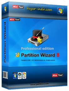 MiniTool Partition Wizard Professional Edition v9.1 Full