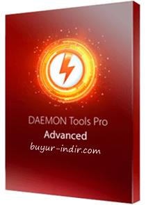 DAEMON Tools Pro Advanced v7.0.0.0555 Türkçe Full