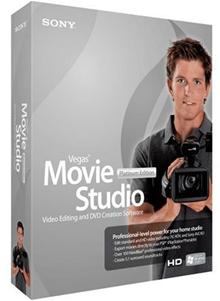 Sony Vegas Movie Studio Platinium v13.0 (X64) Katılımsız