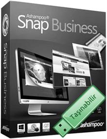 Ashampoo Snap Business v8.0.8 Portable