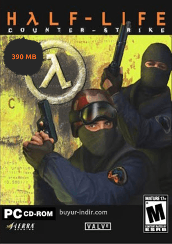 Half Life ve Counter Strike 1.5 Botlu Türkçe
