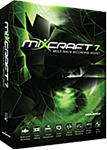 Acoustica Mixcraft v7.7.301 Türkçe