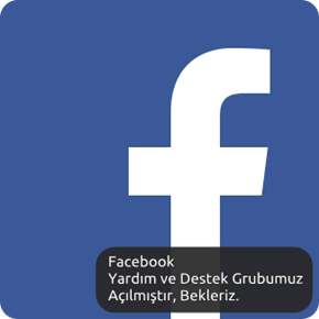Facebook Grubumuz Açılmıştır