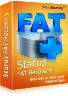 Starus FAT Recovery v2.5 Full