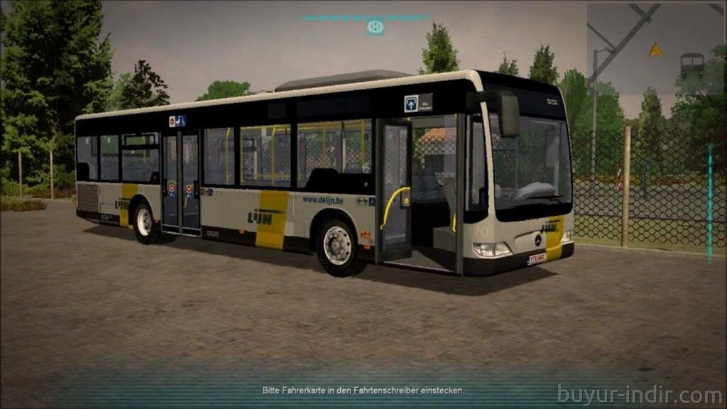 Bus Simulator 2012 (Full / PC / Tek Link)