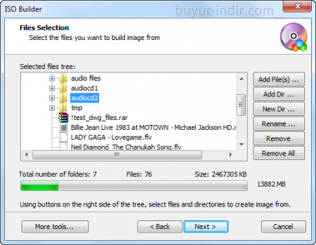 SpeedBurn Disc Maker v9.2