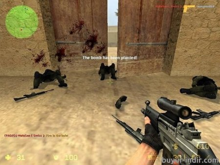 Counter Strike 1.8