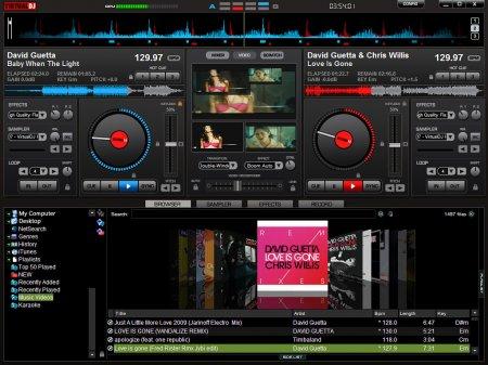 Atomix Virtual DJ 5.2 Professional for Mac