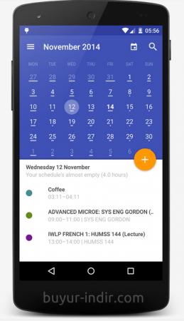 Today Calendar Pro v3.5 - APK