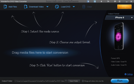 WonderFox DVD Video Converter v9.0