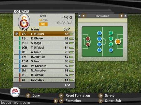 FIFA 2007 Türkçe
