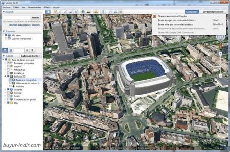 Google Earth Pro v7.1.7.2600 Türkçe
