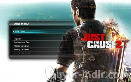 Just Cause 2 Türkçe