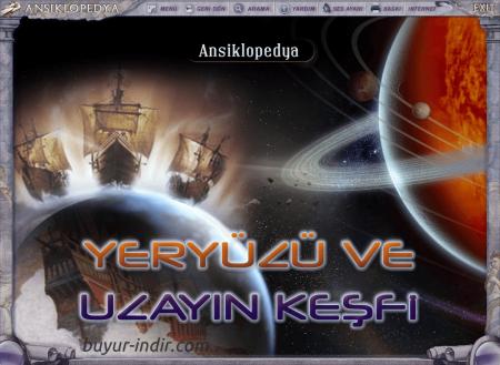 Yeryüzü ve Uzayın Keşfi Görsel Eğitim Seti Türkçe