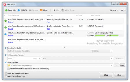 Tomabo MP4 Video Downloader Pro v3.8 Portable