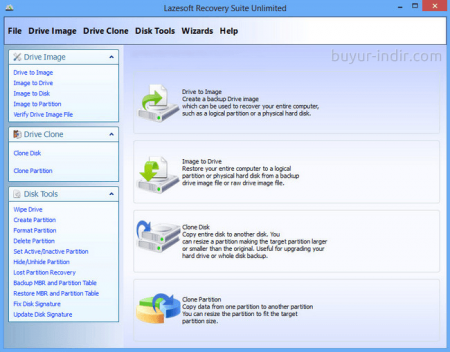 Lazesoft Recovery Suite Unlimited v4.2.3.1