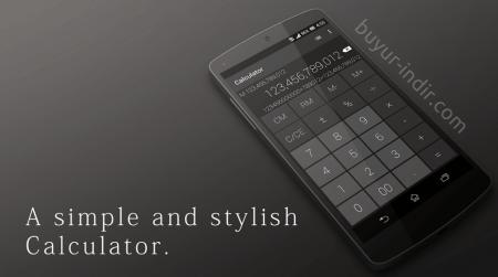 Calculator Pro v1.5 Türkçe - APK
