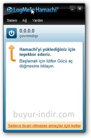 Hamachi Premium v2.2.0.472 Türkçe