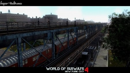 World of Subways 4: New York Line 7