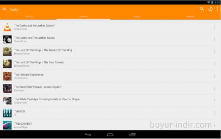 VLC For Android v1.2.5 Türkçe - APK