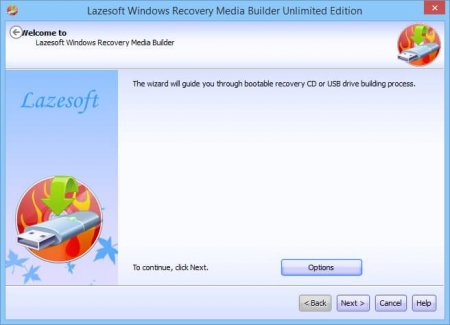 Lazesoft Windows Recovery Unlimited v4.0