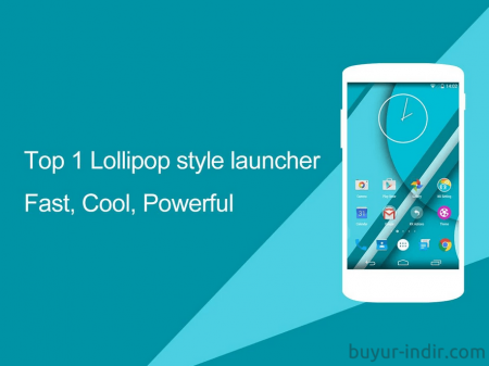 KK Launcher Lollipop & Kitkat v5.98 - APK