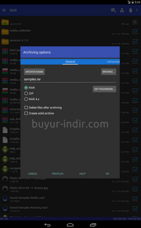 RAR for Android Premium v5.30 APK Full