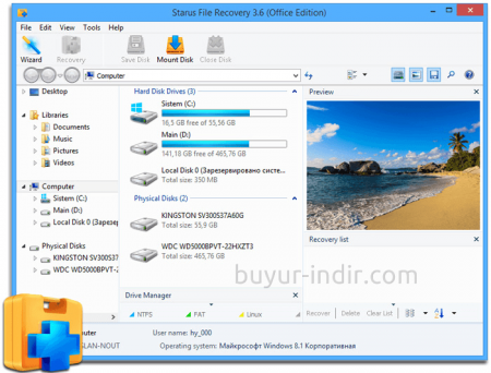 Starus File Recovery v3.8 Full