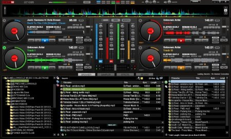 Atomix Virtual DJ Pro v8.1 Türkçe Portable