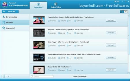Aimersoft YouTube Downloader v4.3
