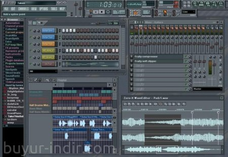 FL Studio Producer Edition v12.4 B29