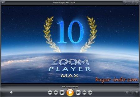 Zoom Player Max v12.1 RC2 Türkçe