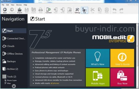 MOBILedit! Enterprise v8.6.0.20253