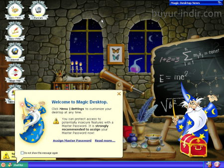 Magic Desktop v9.2.0.149 Türkçe