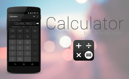 Calculator Pro v1.5 Türkçe - APK