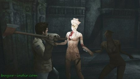 Silent Hill 5 Homecoming Türkçe