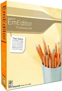 Emurasoft EmEditor Professional v16.1.0