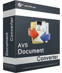 AVS Document Converter v4.1.1.258