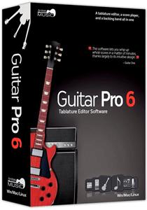 Guitar Pro v6.1.9 R11686 + Ses Kütüphanesi