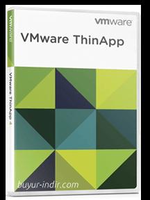 VMware ThinApp Enterprise v5.1.1 Katılımsız
